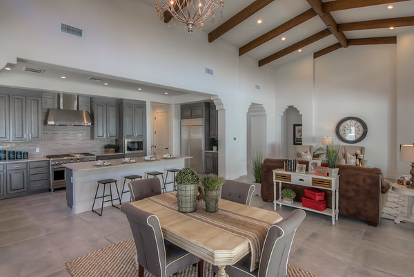 Staging Project at 2220 E. Ambassador Ct., Tucson, AZ  85719
