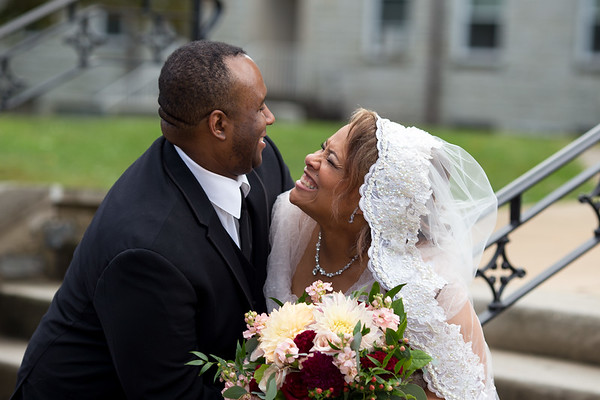 Waterfall Wedding (Claymont, Delaware)