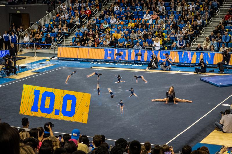 February 16 - #3 UCLA BRUINS Women's Gymnastic team rocks Pauley Pavilion!.jpg