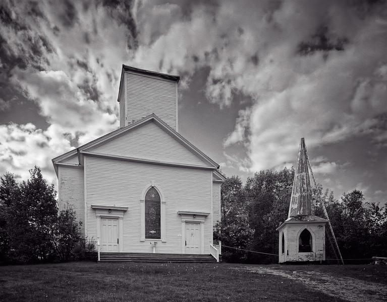 Safe Harbor Church Renovation [Searsport, ME]