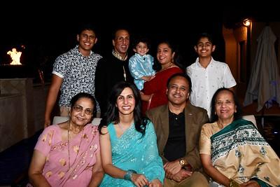 Shori-Narula Family