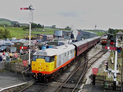 Embsay+Bolton Abbey Steam Railway.