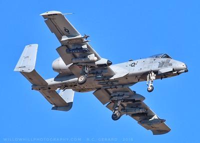 A-10 Thunderbolt II / Warthogs