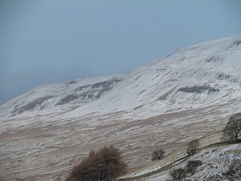 Close up of Mallerstang centre section