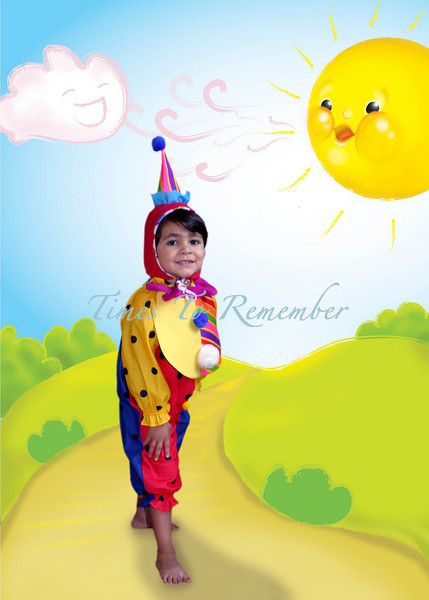 Clown  and the Sun.jpg