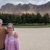 Joe and Lindsay in Front of Te Mata Peak