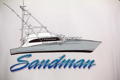 "2011 World Sailfish Championship - ""Sandman"""