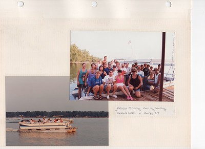 8-27-1993 Kevin McCoy Farewell to Orcas @ Grand Lake, OK