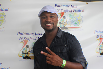 2012 Potomac Jazz And Seafood Festival - Marcus Anderson