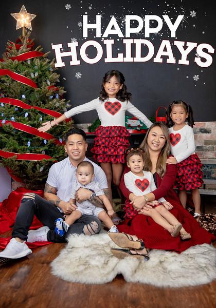 BERT HEEAE & FAMILY