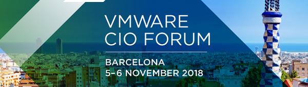 VMware - Barcelona 2018