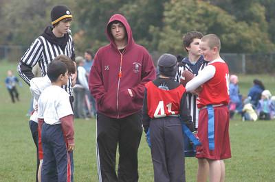 CMS Jr Football 2007 Game 4 QF vs St. Thomas