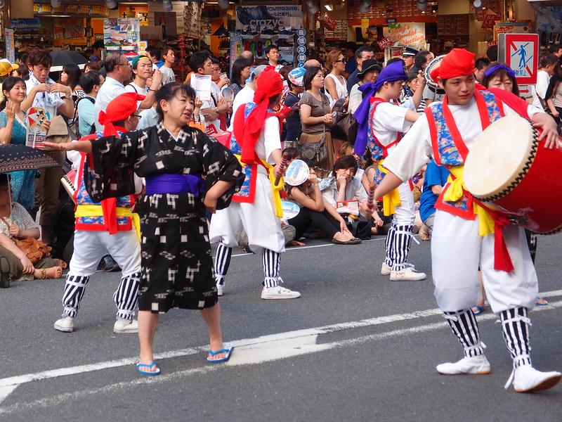 Shinjuku Eisa Festival 2013