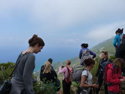 Monte Circeo e dintorni, 2017