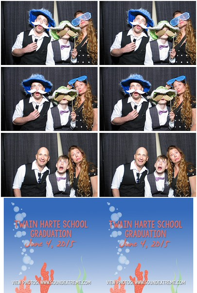 Twain Harte School Graduation 2015