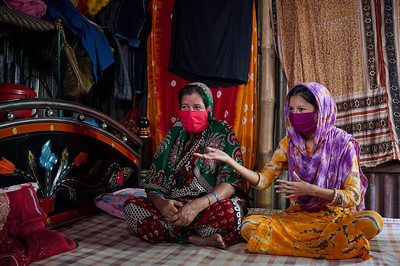 UNICEF-Conditional Cash Transfer-Dhaka-March-2021