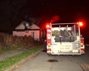 Detroit Box Alarm, Kirkwood 10-27-12