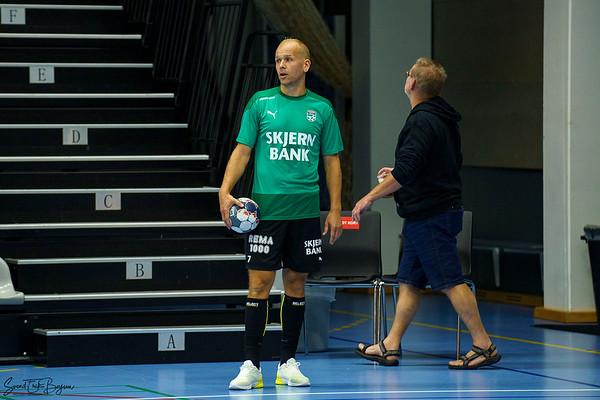 SønderjyskE vs Skjern. 33 - 23. 02.09.2020