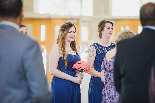 Ceremony : Abby and Jon