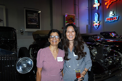Doheny Eye Institute Toasts Donors at Reception
