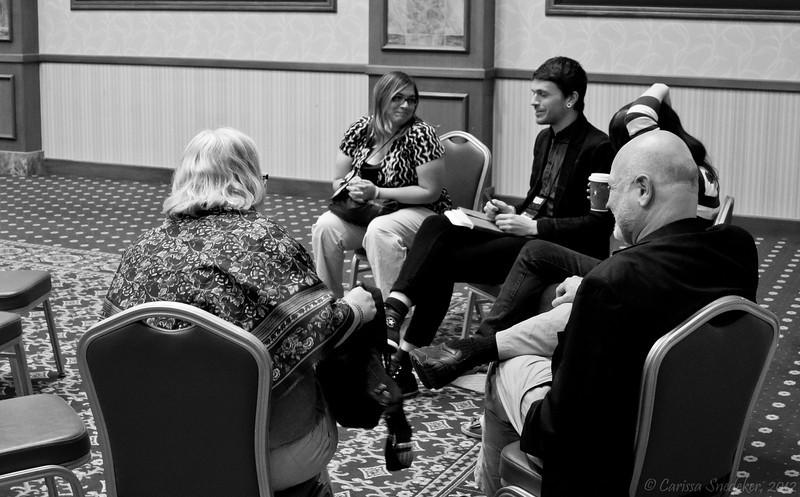 "Workshop: ""Coalition Building for the Skeptical Activist"" - Breakout group"