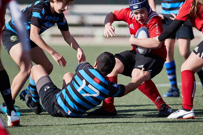 CAU Rugby Valencia vs I.Industriales Negro: 0-35