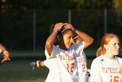 09-13-2010 Watkins Mill HS vs Richard Montgomery HS Girls JV Soccer, Photos by Jeffrey Vogt Photography