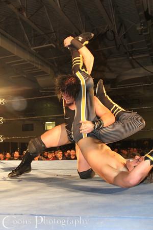 Sami Callihan vs Chuck Taylor