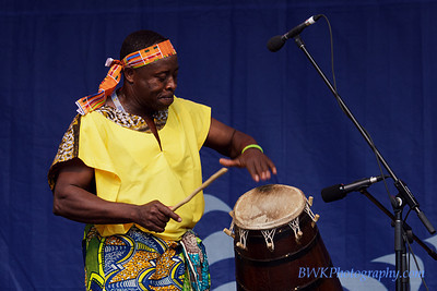 Keteke at the Montreal 2010 Nuits d'Afrique