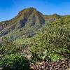 Blick vom Besucherzentrum auf die Caldera de Taburiente in La Palma
