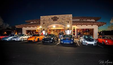 2021 January Alpio's Cars & Coffee
