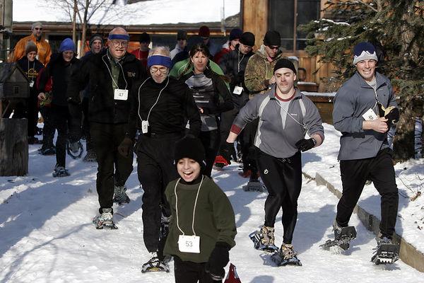 2006 ERNC Snow Shoe 5K