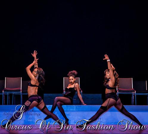 Circus Of Sin Fashion Show