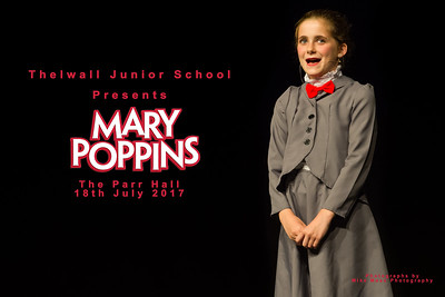 Thelwall Junior School - Mary Poppins