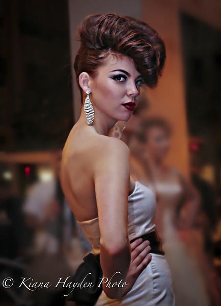 Santana Row Fashion Show