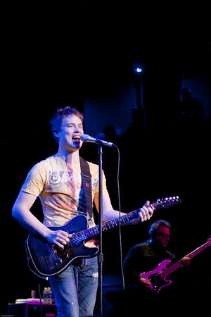 Jonny Lang at the House of Blues, Boston - Nov 2009