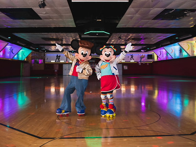 D23 Mickey Mouse Disco