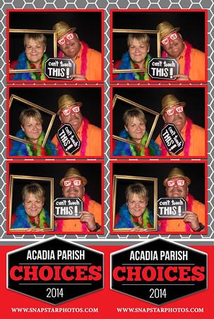 2014-03-19 Acadia Parish Choices