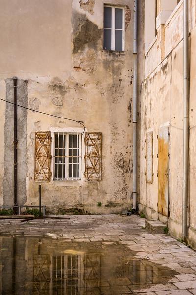 Forgotten Courtyard