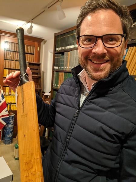 USA Cricket Visit