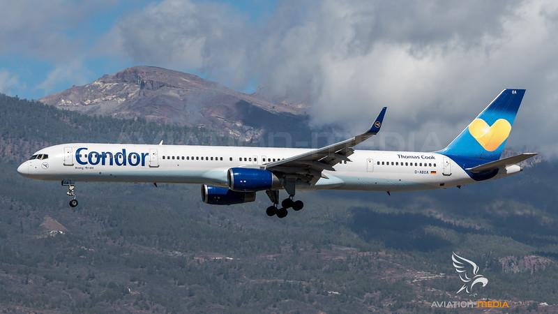 Condor / Boeing B757-330(WL) / D-ABOA