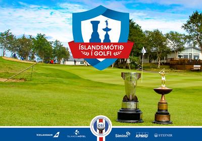 Íslandsmótið í golf 2021 - Jaðarsvöllur Akureyri