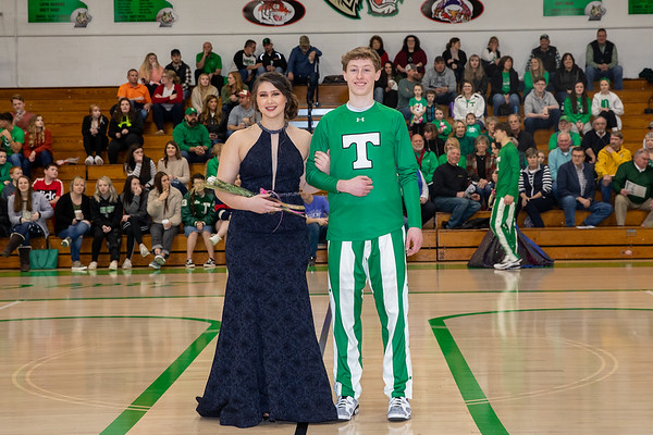 Courtwarming 2020 Ceremony 02142020