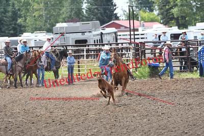 Calf Roping 2019