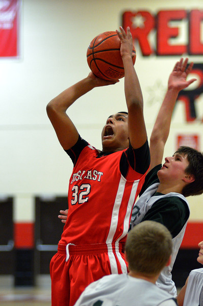 Tosa East Mens Basketball 2011-2012