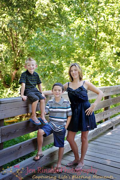 Tonii & Her Boys 7/26/13