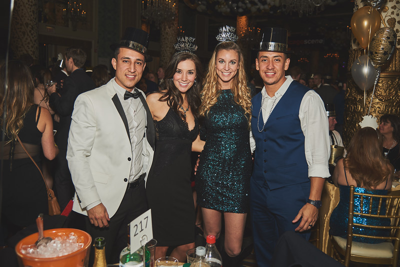 New Year's Eve Party - The Drake Hotel 2018 - Chicago Scene (564).jpg