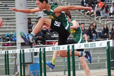 3-18-17 MR Sprints/Hurdles