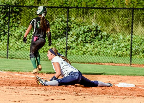 Creek Softball vs Adairsville 8-9-16