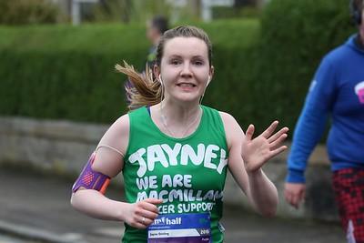 Edinburgh Half Marathon 2015